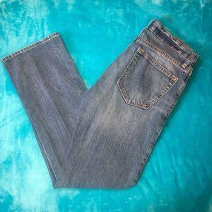 Banana Republic straight leg jeans 32x32 men's
